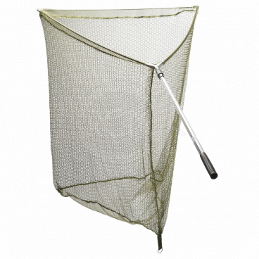 Giants Fishing Podběráková hlava Carp Net Head 70x70cm + rukojeť  AKČNÍ SET