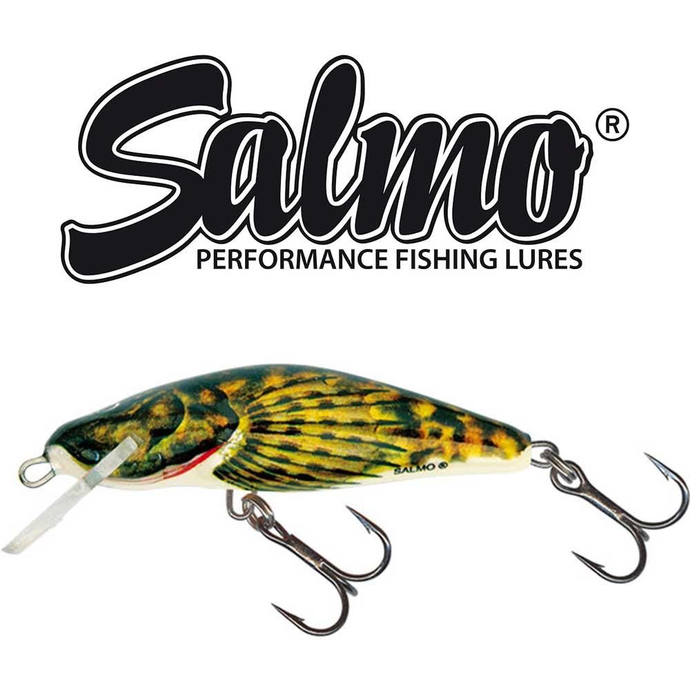 SALMO - Wobler Bullhead sinking 4,5cm - Bullhead