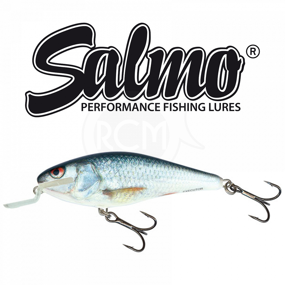 Salmo - Wobler Executor shallow runner 5cm - Real Dace