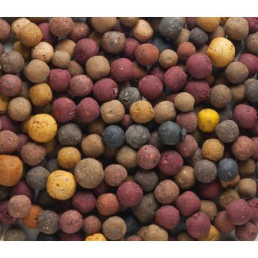 Vnadící boilies Rapid - Multi mix - 2,5 kg