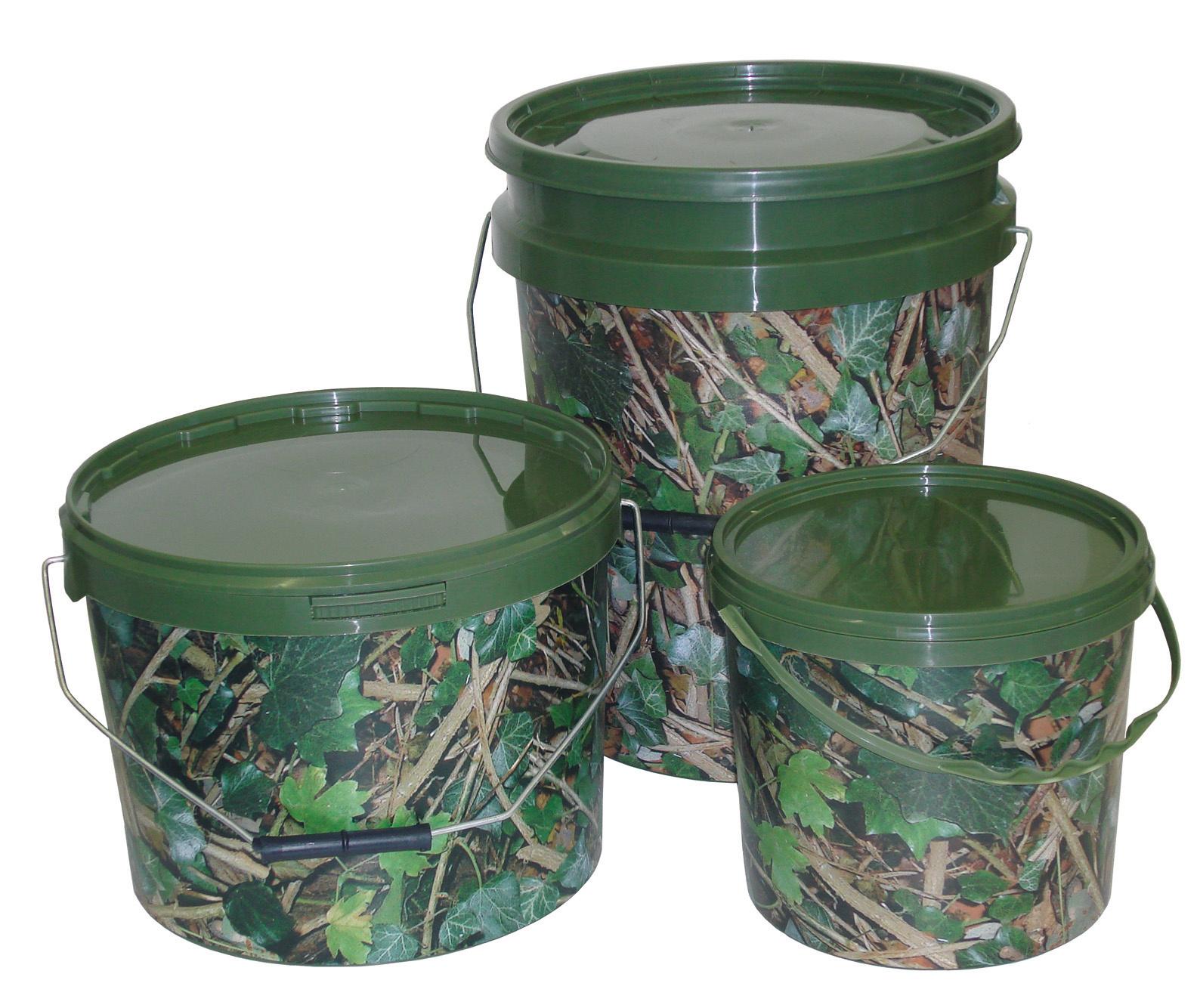 Behr kbelík na krmení Camou
