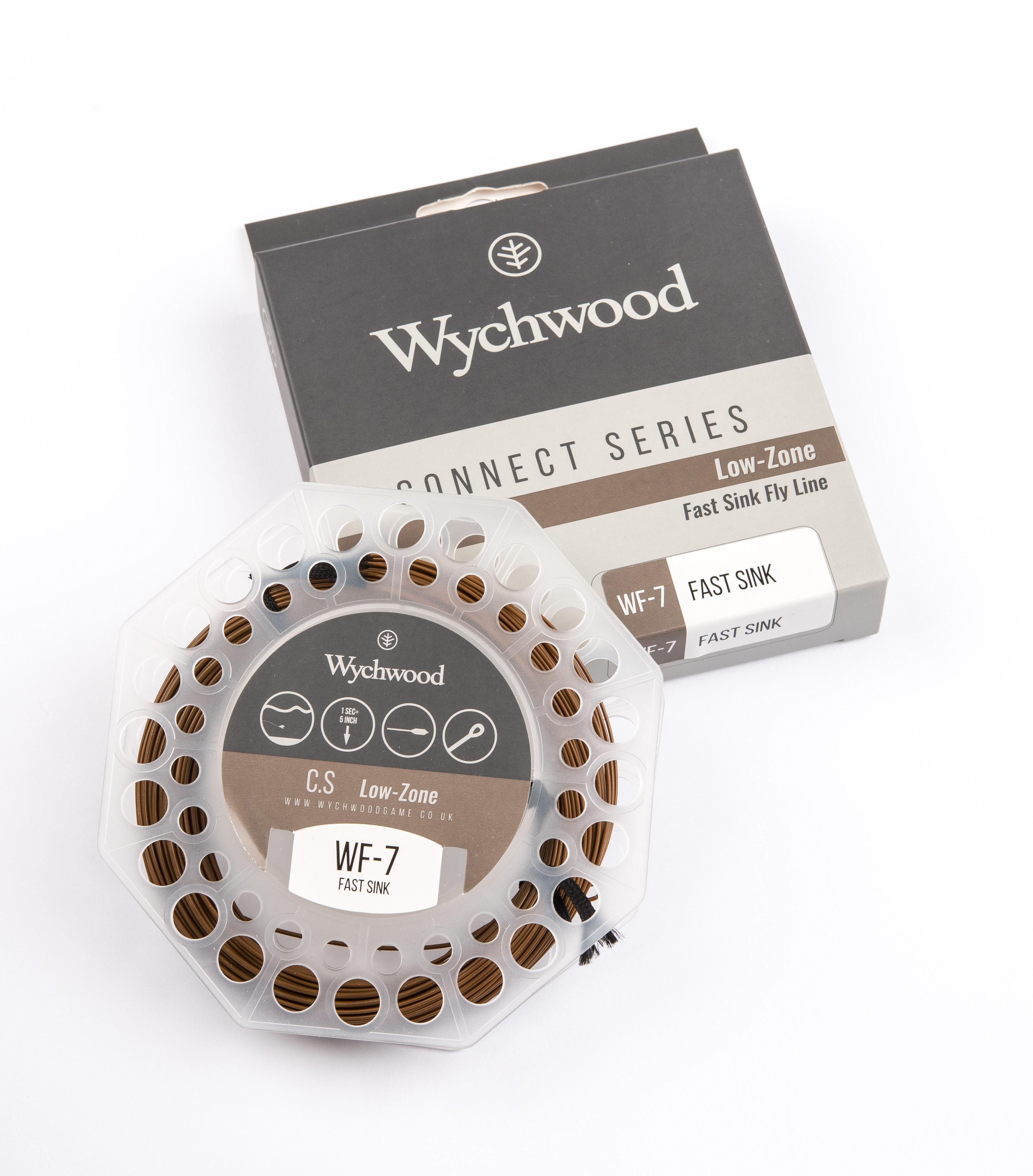 Muškařská šnůra Wychwood Low-Zone WF#6
