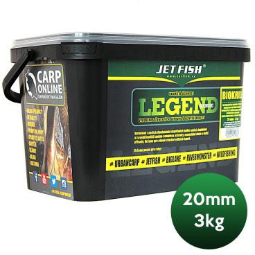 JET FISH - Boilie Legend 20mm 3kg