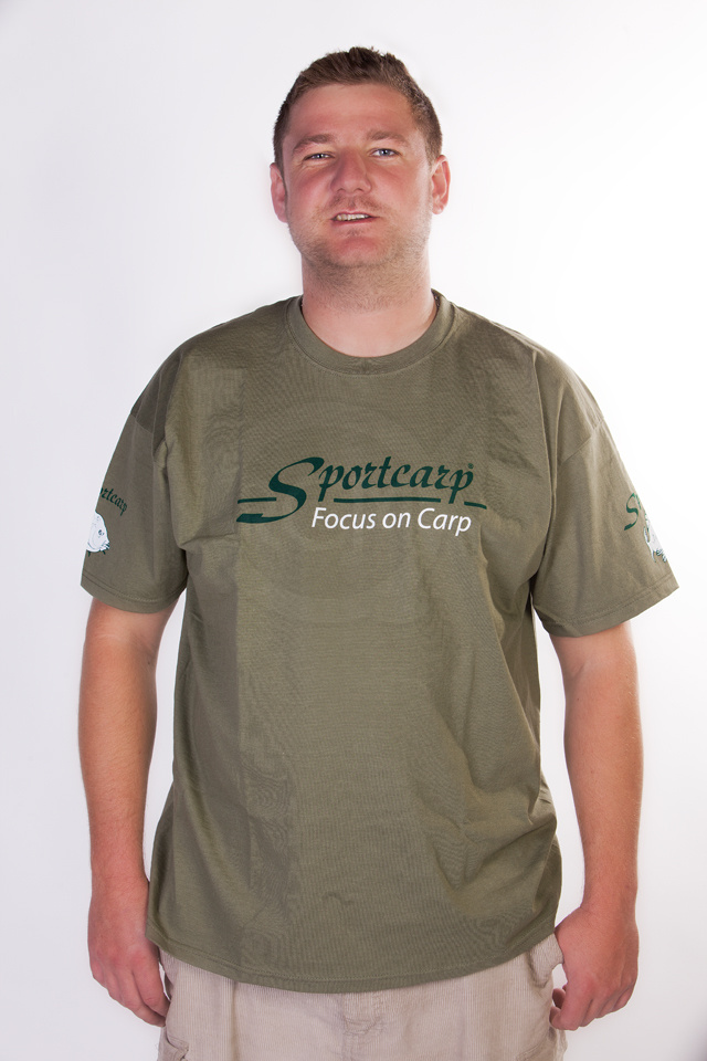 Sportcarp tričko Focus on Carp