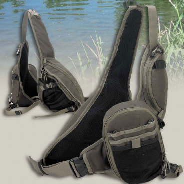 Behr batoh přes rameno Back Pack Leight