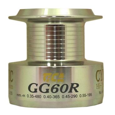 Tica – Náhradní cívka Cybernetic GG60