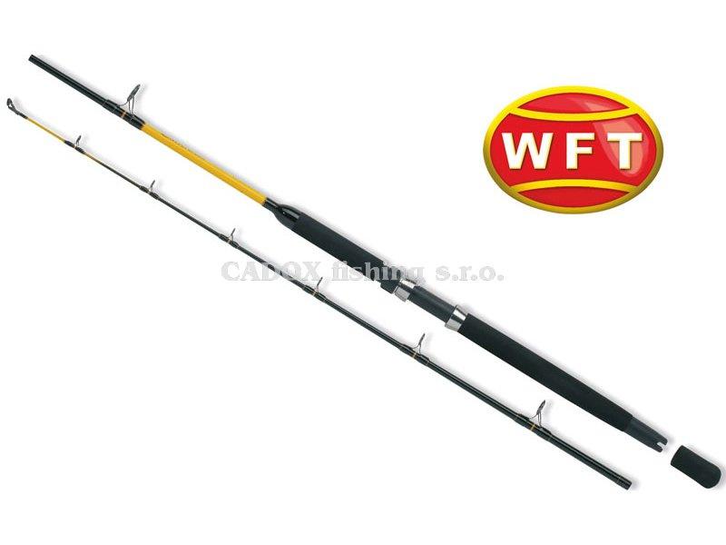 WFT - Prut NEVER CRACK Catfish boat LTC 3,0m / 250-1000g