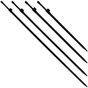 Giants fishing Zavrtávací tyč černá Banksticks Powerdrill 120-180cm