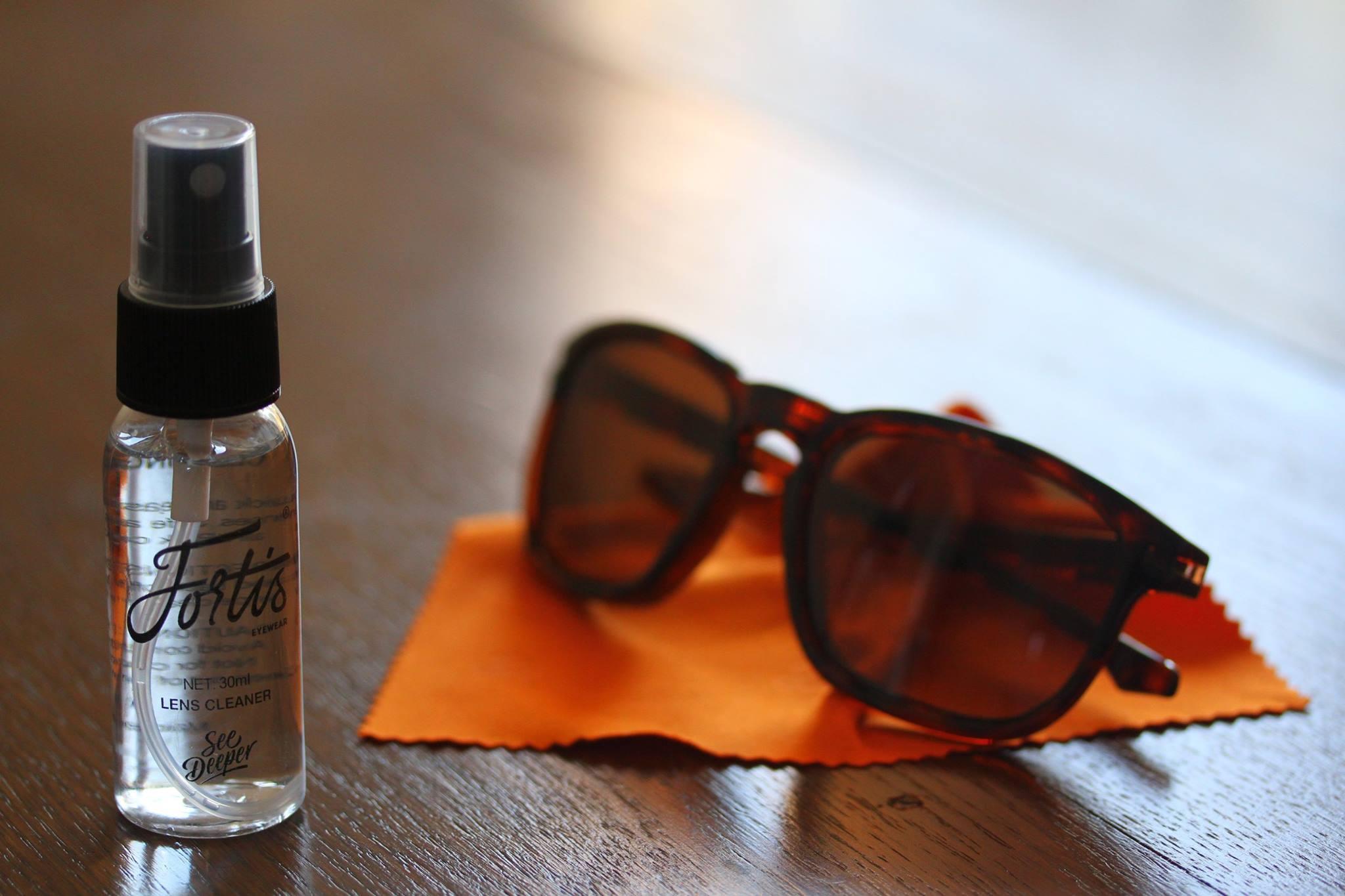 Fortis čistící emulze Lens Cleaner