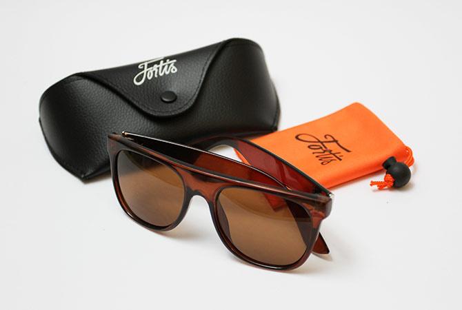 Fortis polarizační brýle Flat Top