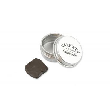 Carp´R´Us Tungsten Putty Plastic Lead - 15g, brown