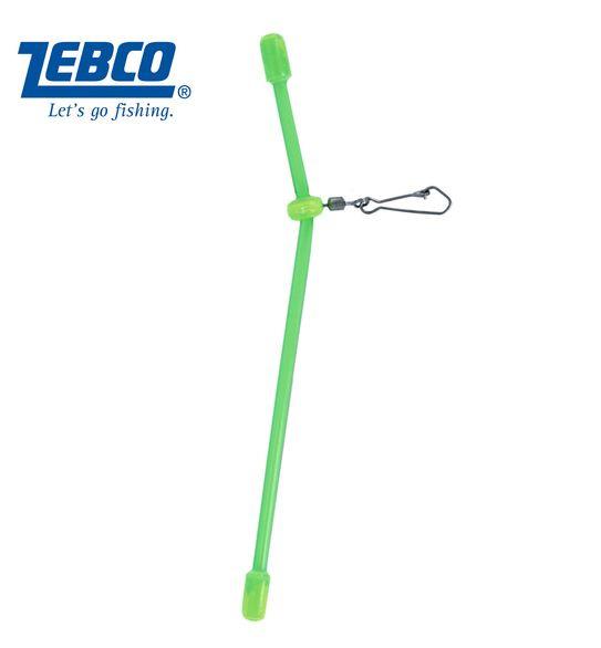 ZEBCO - Feeder boom strong 12 cm zelený