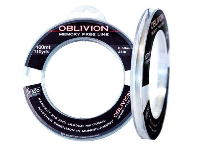 ASSO - Vlasec šokový Oblivion Shock Leader 0,60mm 100m 40lb