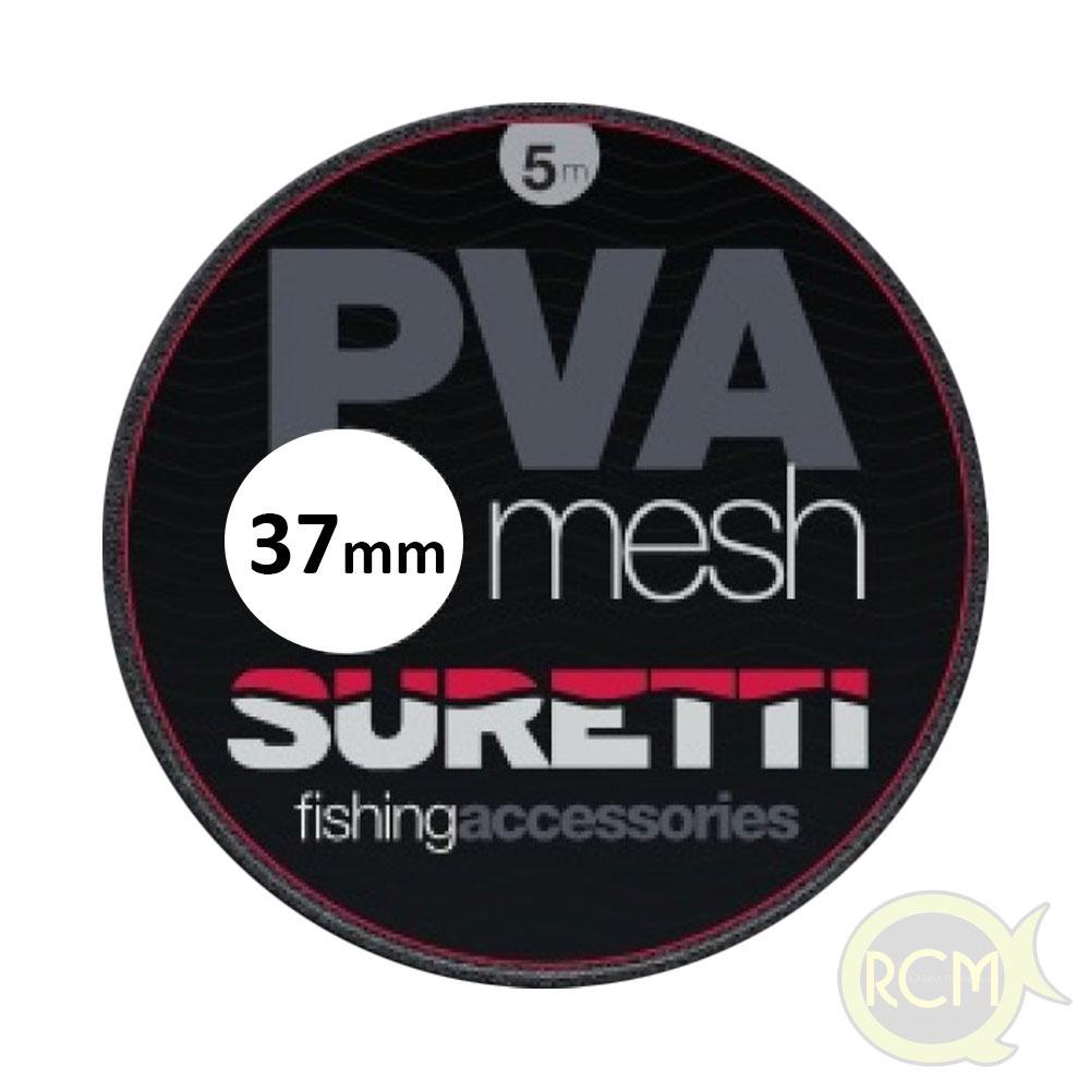 Suretti - PVA punčocha na špulce 37mm 5m