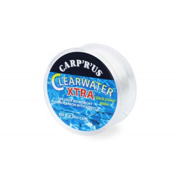 Carp´R´Us Clearwater XT - fluorocarbon na naviják